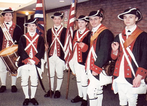 Tittabawassee Valley Fife and Drum Corp